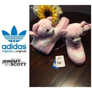 RARE Jeremy x Adidas Scott Shoes